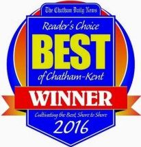 Chatham Daily News Best of Chatham Kent Reader's Choice 2016