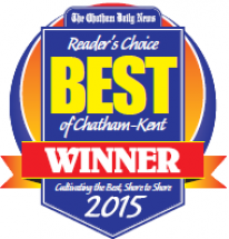 Chatham Daily News Best of Chatham Kent Reader's Choice 2015