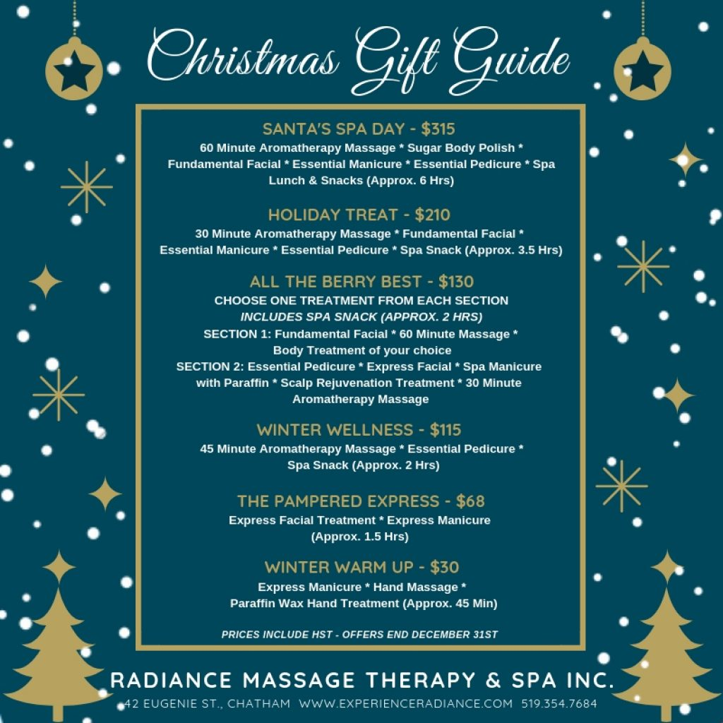 Massage therapy chatham ontario